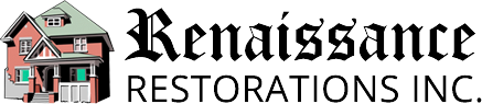 Renaissance Restorations Inc. Logo